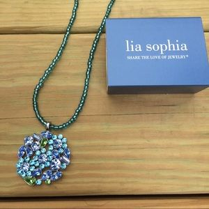 Lia Sophia necklace NWT